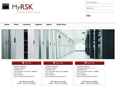 MyRSK – $6/Month 512MB Semi-Managed OpenVZ VPS in France