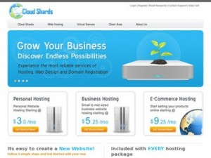 Cloud Shards – $7/month 1GB in Los Angeles, Buffalo and Dallas, storage offers inside