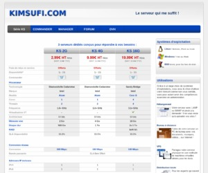 Kimsufi – €2.99/Month 2GB Atom Dedicated Server in Gravelines (Dunkirk), France